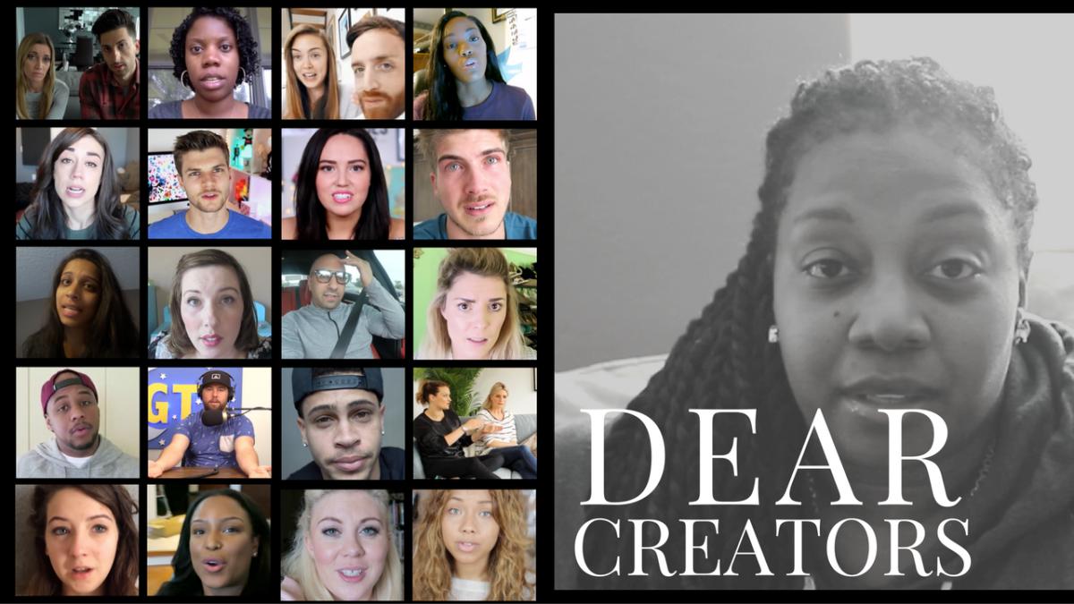 dear creators